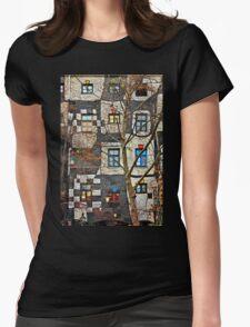 Kunst Haus Wien Womens Fitted T-Shirt