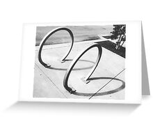 Love in The City  Greeting Card