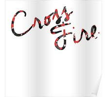 CrossFire Clothing Poster