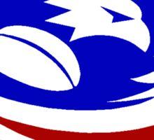 USA Team Rugby Sticker
