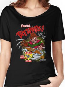 Freddy's Bitemares Women's Relaxed Fit T-Shirt