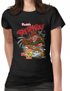 Freddy's Bitemares Womens Fitted T-Shirt