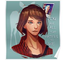 All that matters to me Poster