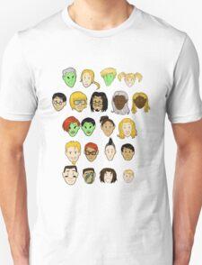 Welcome to Strangetown Unisex T-Shirt