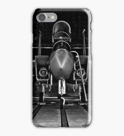 493rd Fighter Squadron GRIM REAPERS iPhone Case/Skin