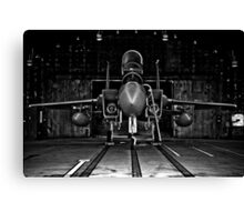 493rd Fighter Squadron GRIM REAPERS Canvas Print