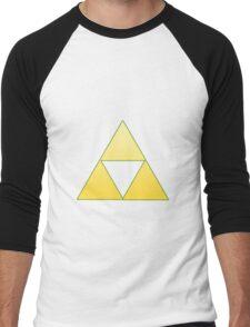 Legend of Zelda: Triforce Men's Baseball ¾ T-Shirt
