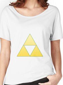 Legend of Zelda: Triforce Women's Relaxed Fit T-Shirt