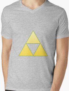 Legend of Zelda: Triforce Mens V-Neck T-Shirt
