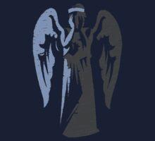 Weeping Angel One Piece - Short Sleeve