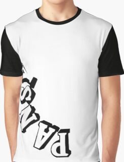 PANSY Frank Iero Guitar Graphic T-Shirt