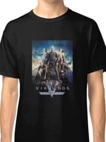 vikings the series Classic T-Shirt