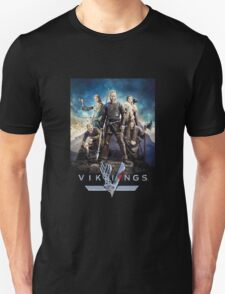 vikings the series Unisex T-Shirt