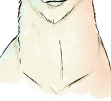 Polar Bear - Cool Dude Sticker