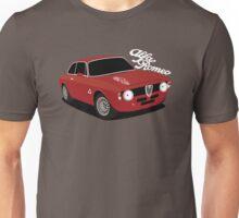Alfa Romeo Giulia Sprint GTA Unisex T-Shirt