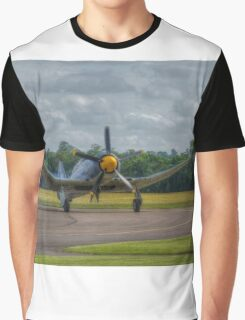 Hawker Sea Fury Graphic T-Shirt