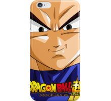 Vegeta Dragon Ball Super iPhone Case/Skin