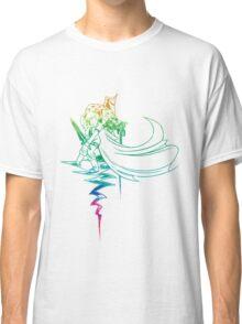 Crystal Story – Dawn of the Knight - Vibrant Classic T-Shirt