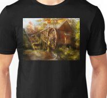 Mill - Cornelia, GA - Grandpa's grist mill 1936 Unisex T-Shirt