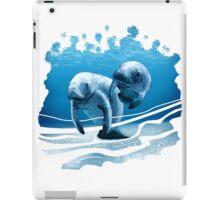 Manatees iPad Case/Skin