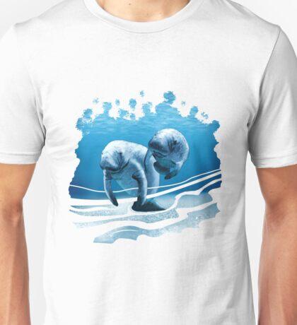 Manatees Unisex T-Shirt