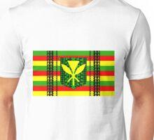 Tribal Kanaka Maoli Unisex T-Shirt