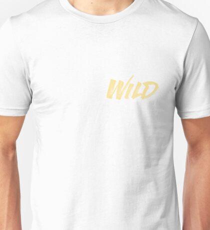 Troye Sivan - Wild logo Unisex T-Shirt