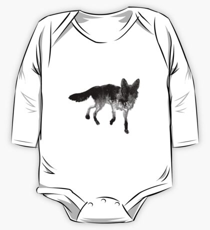 Ink Fox One Piece - Long Sleeve