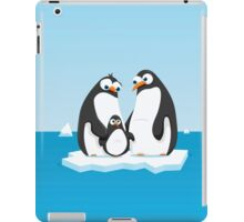 Penguin Family iPad Case/Skin