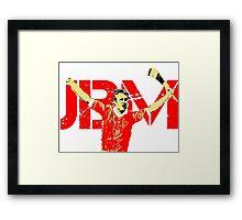 Jimmy Barry-Murphy Framed Print