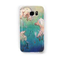 Opaline Snow Bears Samsung Galaxy Case/Skin
