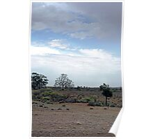 An outback view of the Flinders Poster