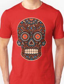 skull sugar Unisex T-Shirt