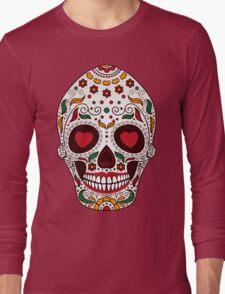 skull sugar 1 Long Sleeve T-Shirt