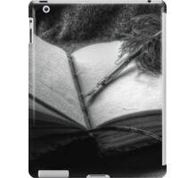 Quill and Pen iPad Case/Skin