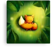 sleepy-head /Agat/ Canvas Print