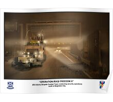 Operation Iraqi Freedom Poster