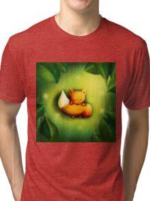 sleepy-head /Agat/ Tri-blend T-Shirt