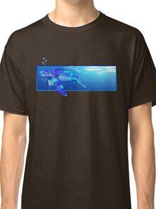 Swimming Sea Turtle Classic T-Shirt