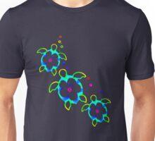 Tie Dyed Honu Turtles Unisex T-Shirt