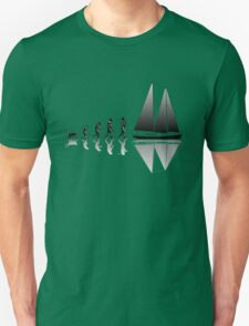 Sailing Evolution Unisex T-Shirt