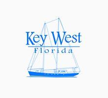 Blue Key West Sailing Unisex T-Shirt