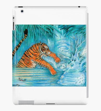 Games Tigers Play iPad Case/Skin