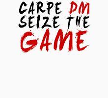 Carpe DM, Seize The Game - Dungeons & Dragons Unisex T-Shirt