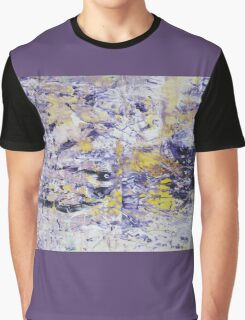 Path to the Light - Original Wall Modern Abstract Art Painting Original mixed media Graphic T-Shirt