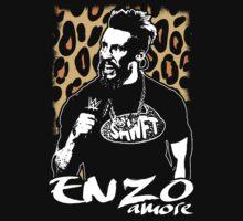 Enzo Amore by Joseph Shelton