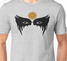 Commander Lexa - Eyes Unisex T-Shirt