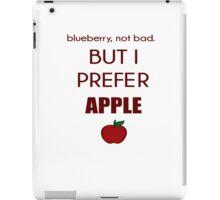 Apple! iPad Case/Skin