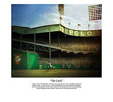 The Catch Photographic Print