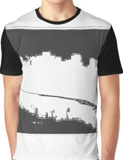 City-Scape Graphic T-Shirt